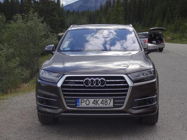 Audi Q7 / Fot. Tomasz Szmandra