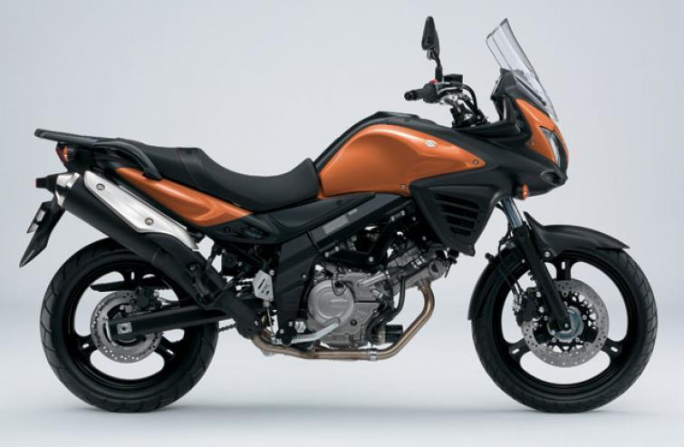 Nowe Suzuki V-Strom 650 ABS – mocno odświeżony DL. Zdjęcia