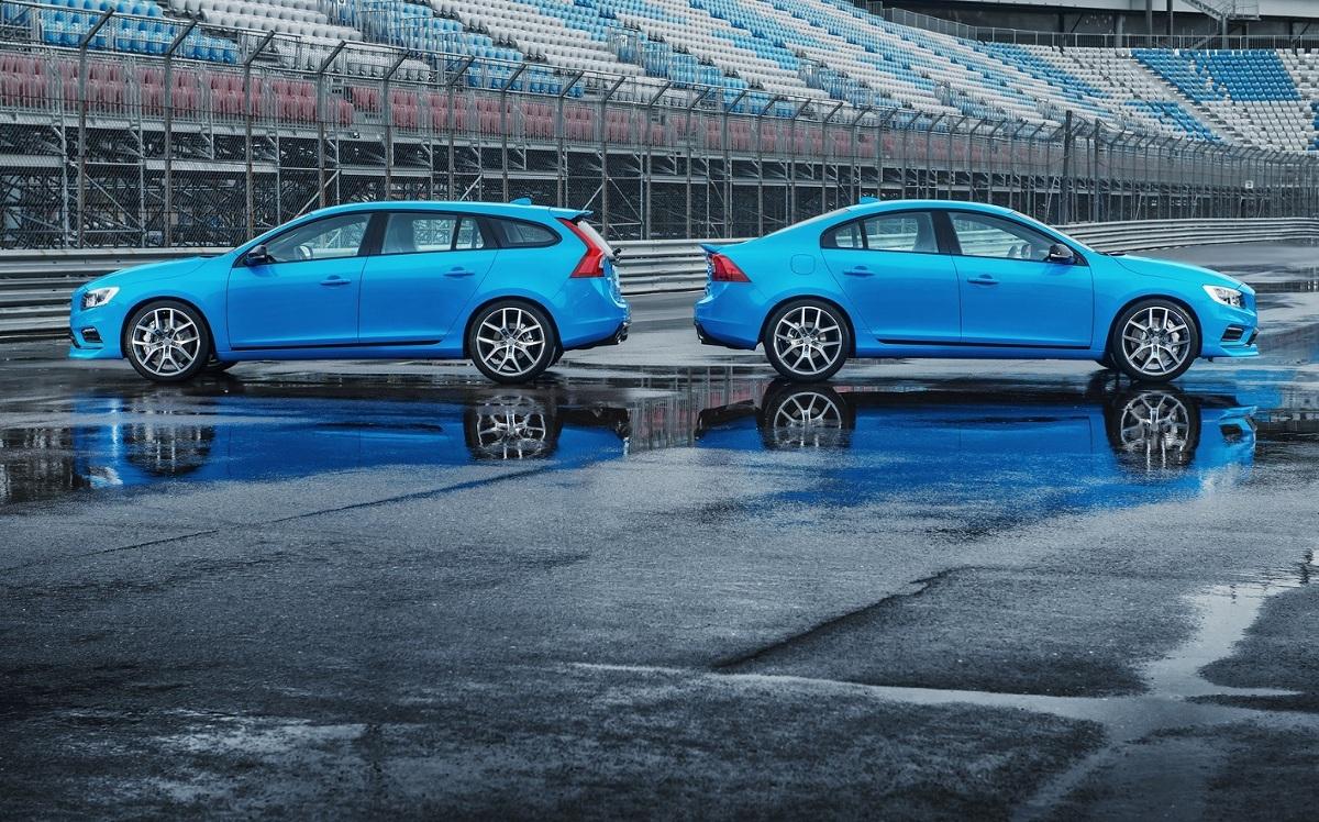 Volvo Wybiera Opony Michelin