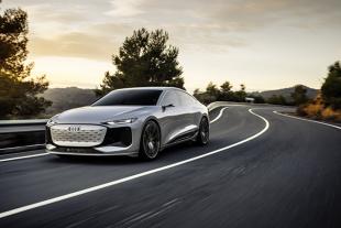 Audi A6 e-tron concept. Producent obiecuje zasięg 700 km