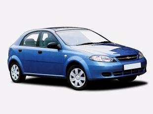 Chevrolet Lacetti (2003 - teraz) Hatchback