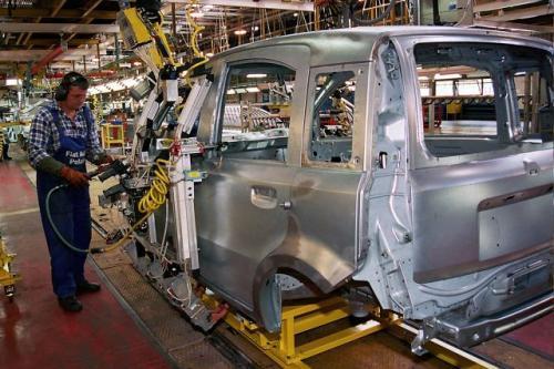 Fot. Fiat: Największy udział w produkcji samochodów osobowych w Polsce ma Fiat.