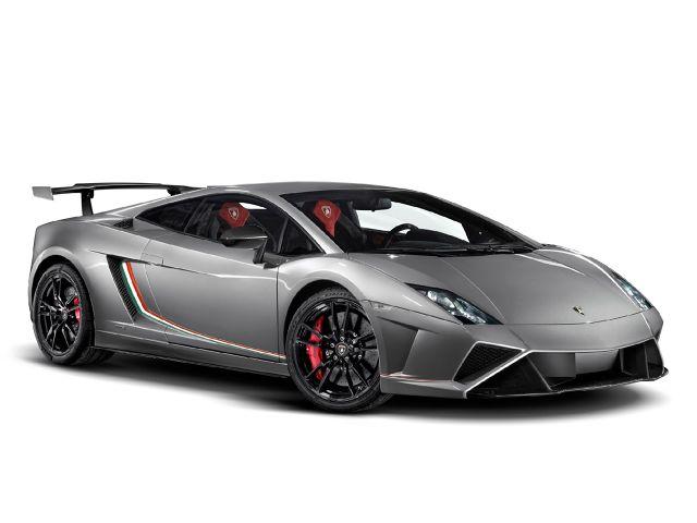 zdjęcie Lamborghini Gallardo LP 570-4 Squadra Corse