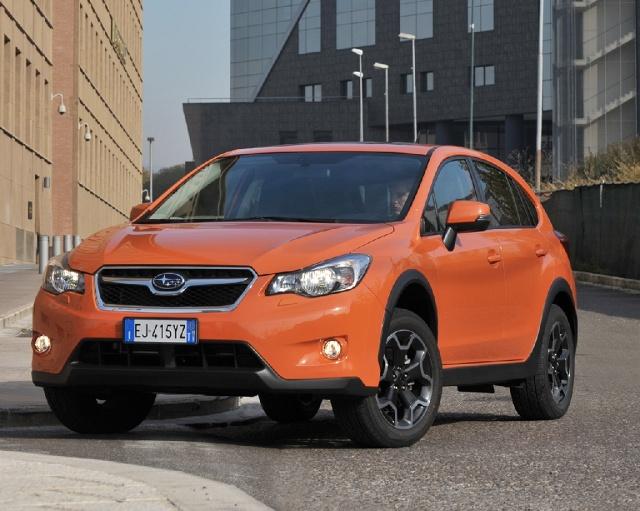 Subaru XV, Fot: Subaru