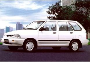 Kia Pride I (1990 - 2000) Kombi