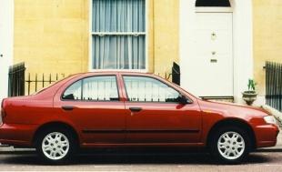 Nissan Almera I (1995 - 2000) Sedan