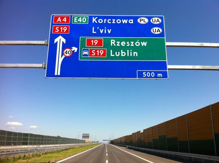 Platne Autostrady W Polsce Zobacz Gdzie I Ile Zaplacisz Mapa