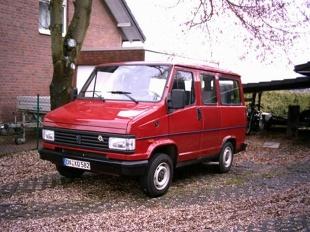 Peugeot J5 (1982 - 1994) VAN