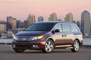 Honda Odyssey IV (2010 - teraz) Minivan