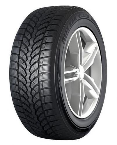 Blizzak Lm 80 Nowa Zimowa Opona Od Bridgestone
