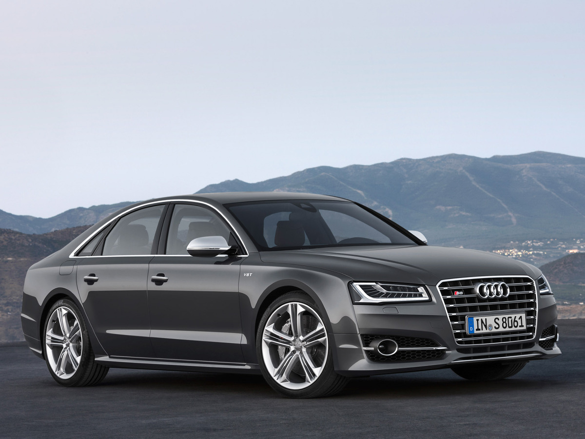 Audi S8 / Fot. Audi
