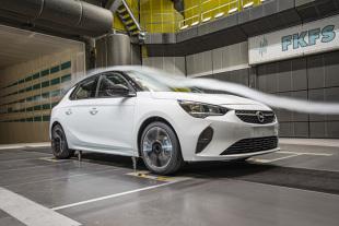 Opel Corsa. To sprawia, że auto zużywa mniej paliwa
