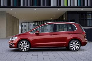 Golf Sportsvan. Nowa wersja rodzinnego przeboju Volkswagena