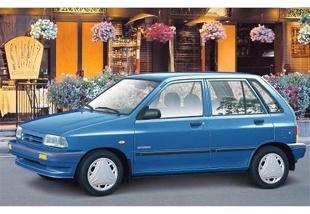 Kia Pride I (1990 - 2000) Hatchback