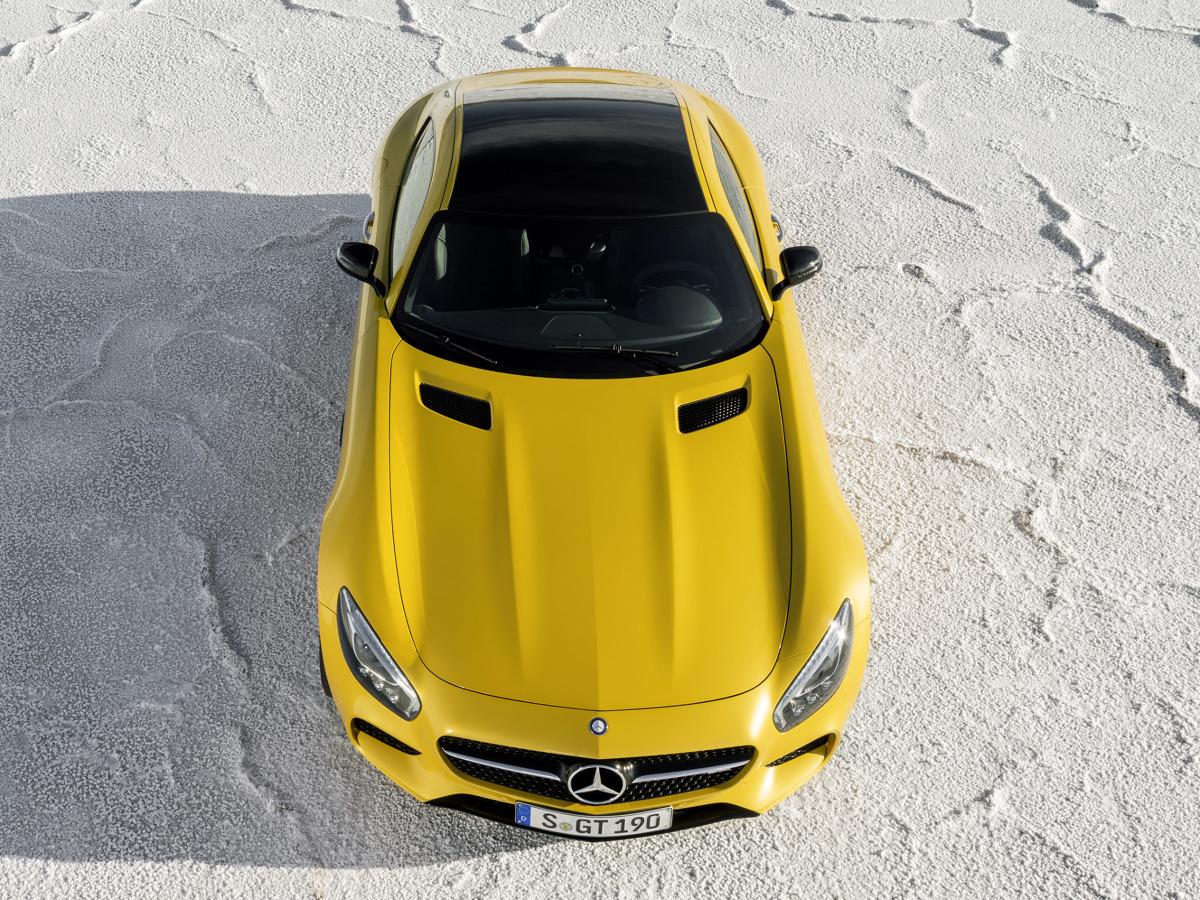 Mercedes-AMG GT / Fot. Mercedes