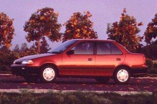 Suzuki Swift II (1989 - 1996) Sedan