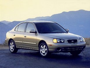 Hyundai Elantra III (2000 - 2006) Sedan