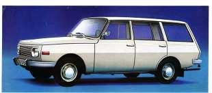 Wartburg 353 I (1966 - 1991) Kombi