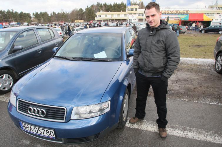 Giełdy samochodowe w Kielcach i Sandomierzu (26.02) - ceny