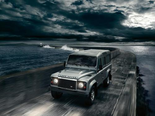 Fot. Land Rover