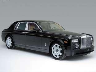 Rolls-Royce Phantom VII (2003 - teraz) Sedan