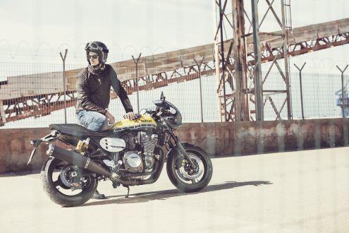 Yamaha XJR1300 / Fot. Yamaha
