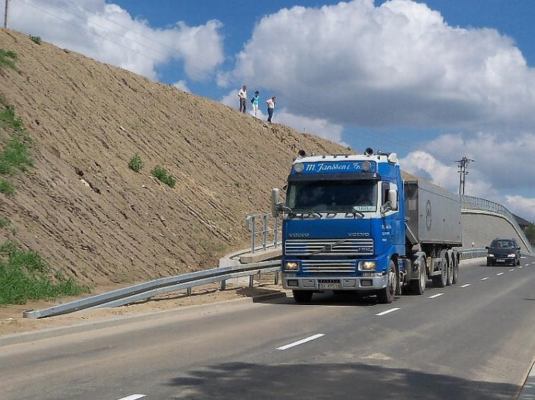 Droga wojewódzka 423 w Rozwadzy. Koniec remontu, koniec objazdu