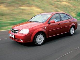 Chevrolet Lacetti (2003 - teraz) Sedan