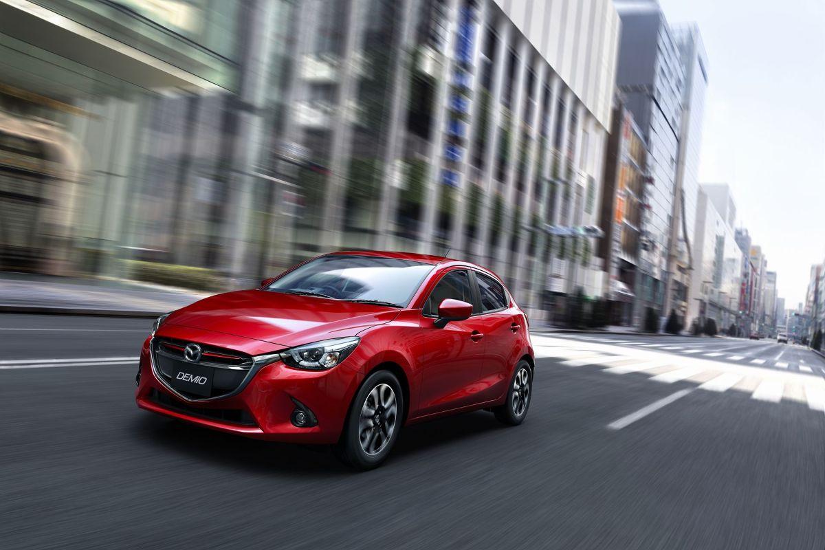 Mazda 2, Fot: Mazda