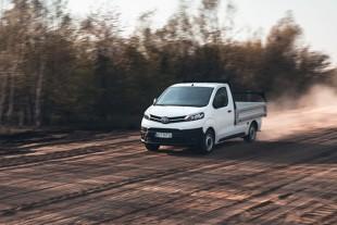 Toyota Proace Platforma. Co oferuje nowa zabudowa dostawczej Toyoty?