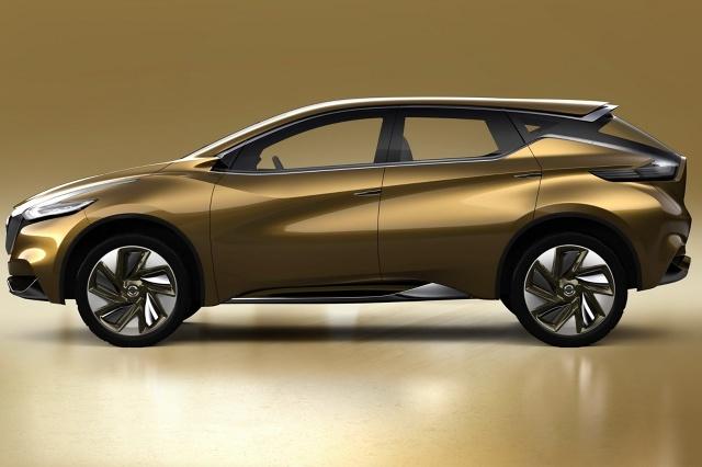 zdjęcie Nissan Resonance Concept