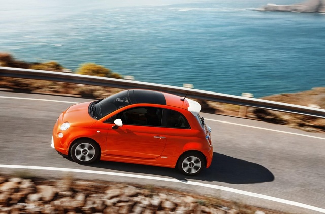 zdjęcie Fiat 500e