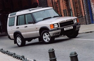 Land Rover Discovery II (1998 - 2004)