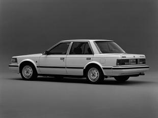 Nissan Bluebird U11 (1983 - 1991) Sedan