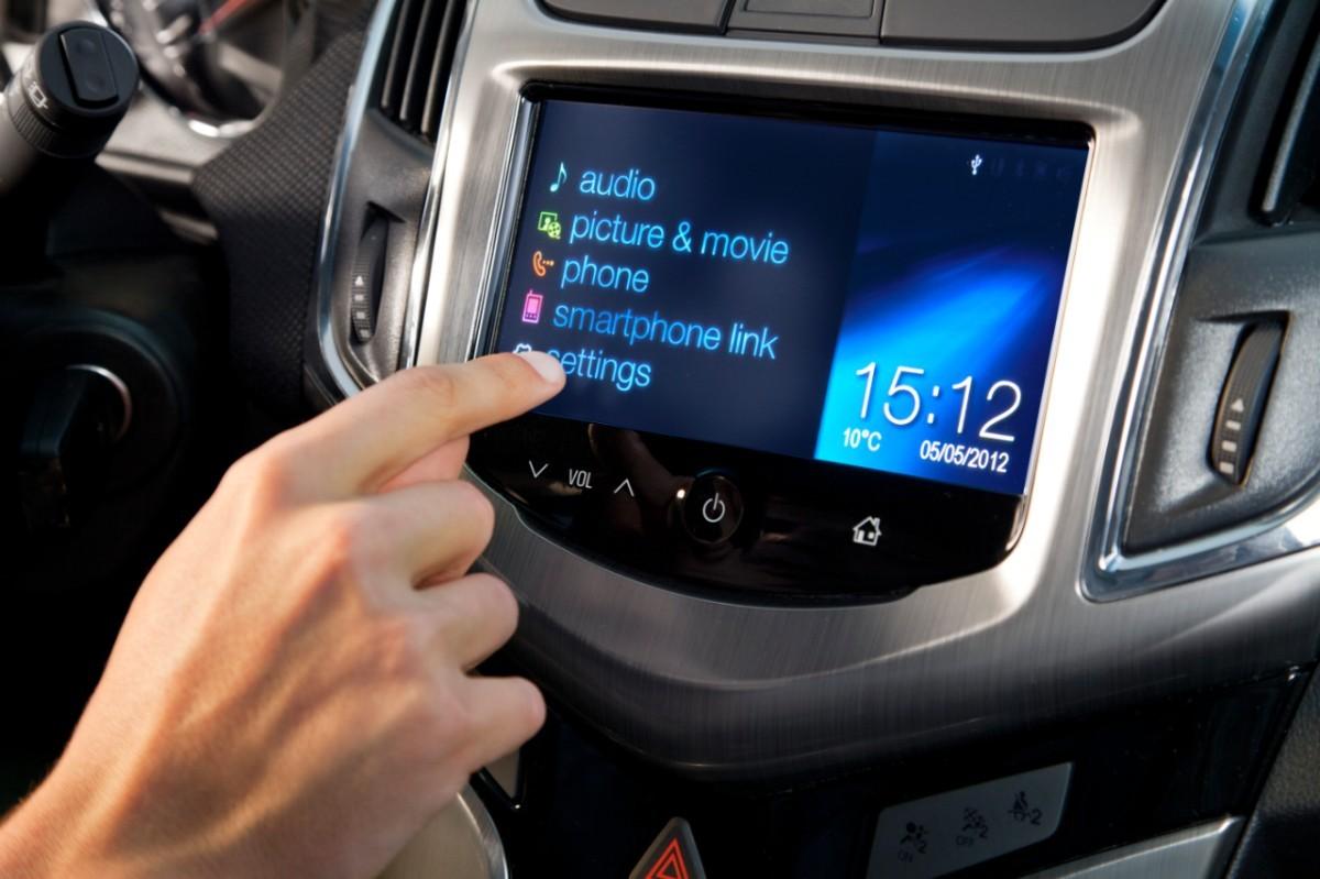 Chevrolet Cruze station wagon  Fot: Chevrolet