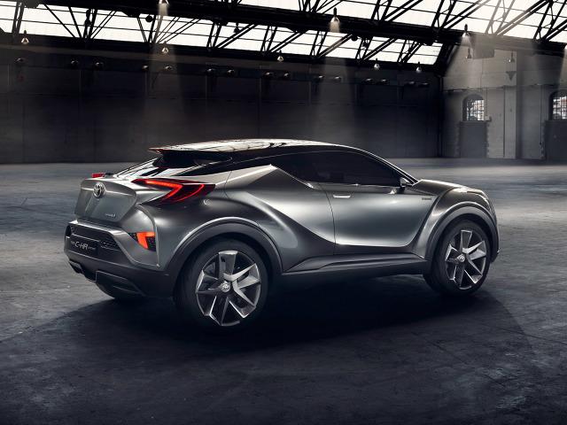 Genewa 2016 Toyota Pokaże Nowy Model Bazą Do Stworzenia