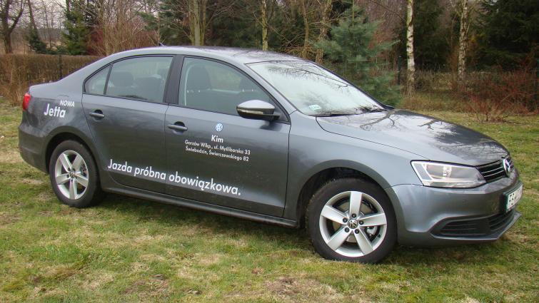 Testujemy VW Jetta 1.6 TDI – kieszonkowy Passat