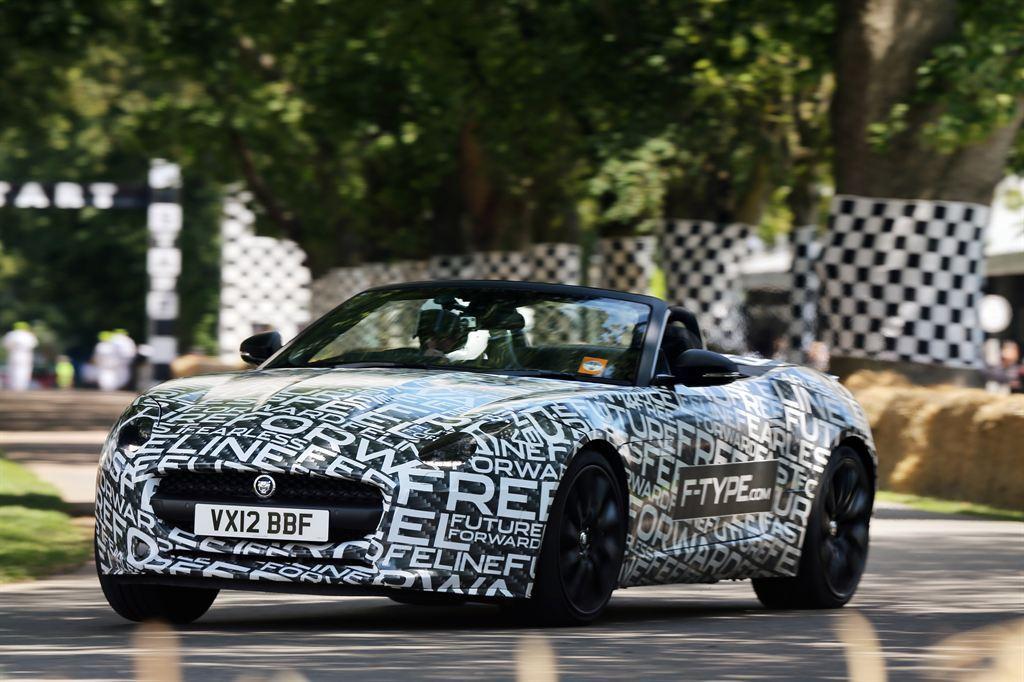 Jaguar F-Type, Fot: Jaguar