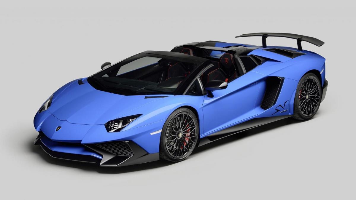Lamborghini Aventador Cena Ubezpieczenia
