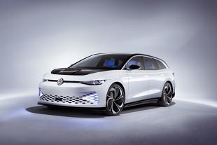 Volkswagen  ID. Space Vizzion. Tak ma wyglądać przyszły model. Będzie elektryczny