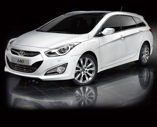 Hyundai i40 (2011 - teraz) Kombi