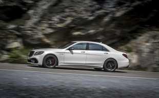 Mercedes-AMG S63 i S65. Jakie zmiany?