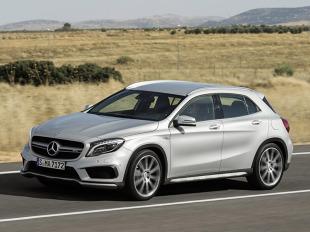 Mercedes-Benz Klasa GLA (2013 - teraz)