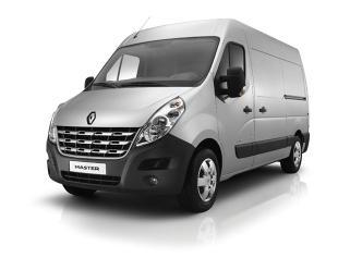 Renault Master III (2010 - teraz) Furgon