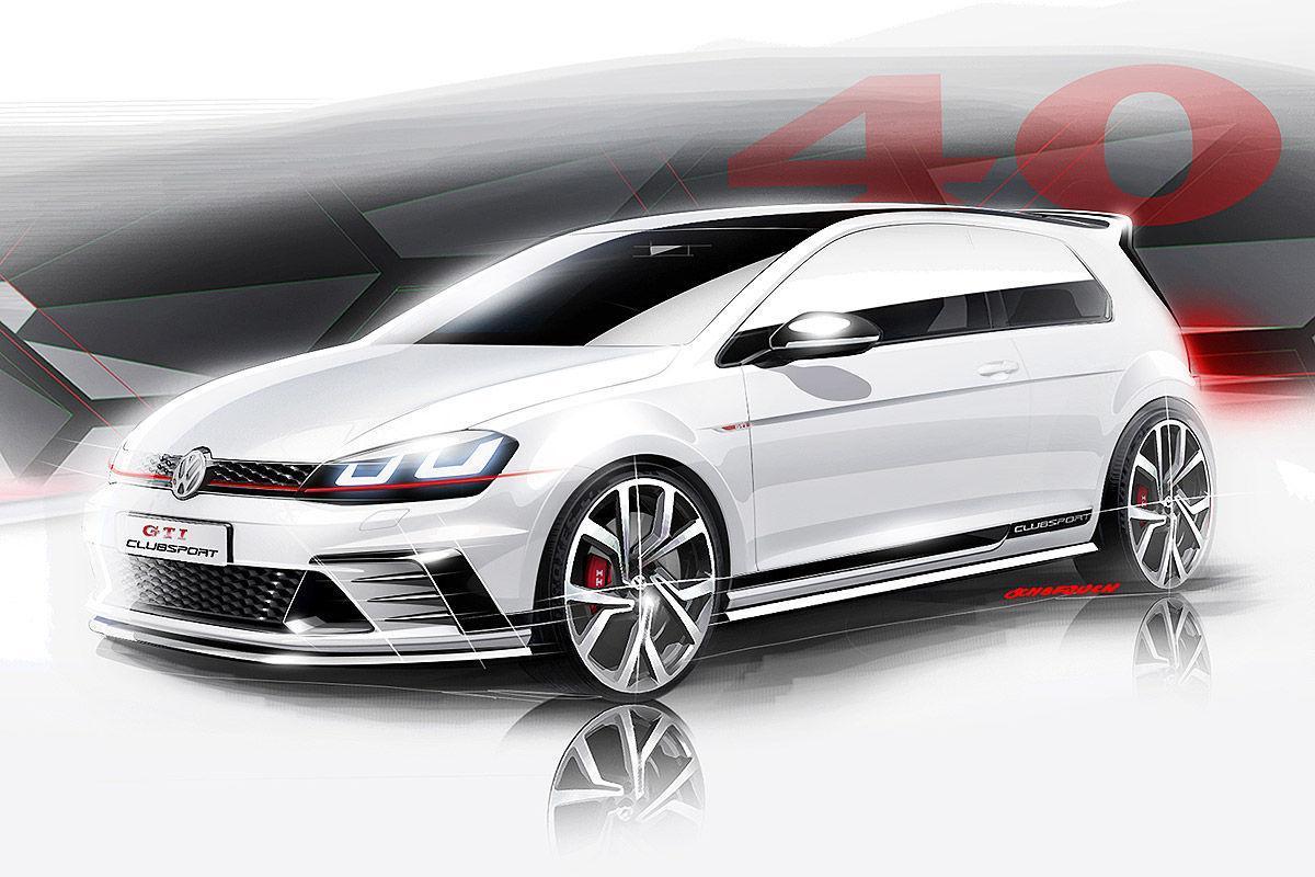 Volkswagen Golf GTI Clubsport / Fot. Volkswagen