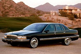 Buick Roadmaster VIII (1991 - 1996) Sedan