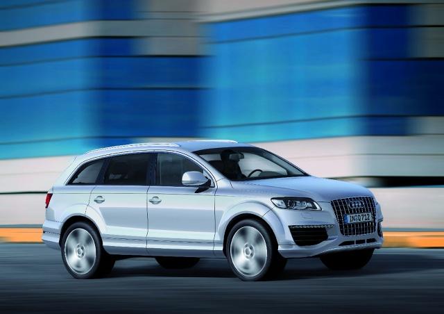 Audi Q7 Zdjęcie Audi Q7 Foto