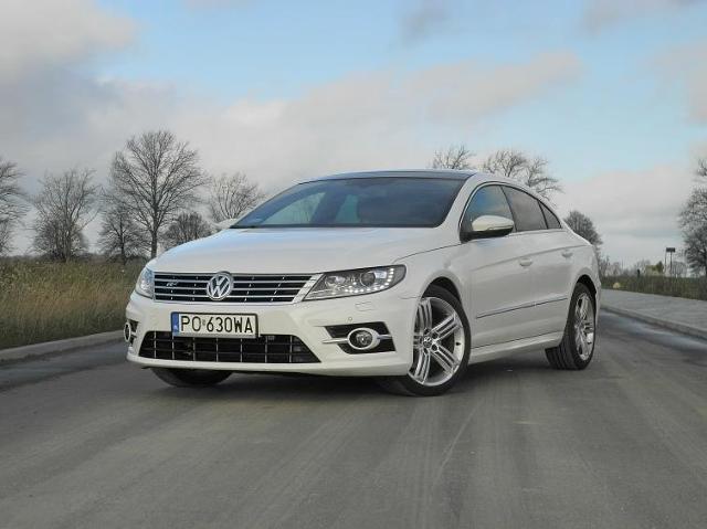 Testujemy: Volkswagen CC 2.0 TDI DSG – sedan z aspiracjami coupe