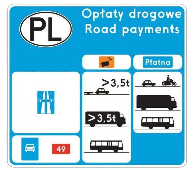 W 2012 roku zapłacimy za kolejne drogi w systemie viaTOLL