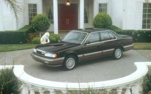 Mazda 929 III (1988 - 1992) Sedan